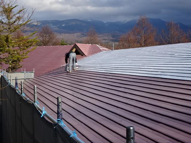 ③1D屋根下塗り DSC02740.JPG
