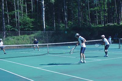 蓼科シニアテニスサークル