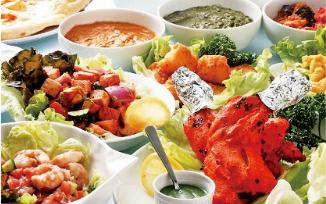 インド料理 ナマステ