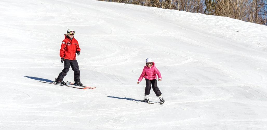 親子スキースクール